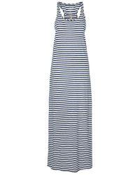 O'neill Sportswear Essentials Racerback Dress blue