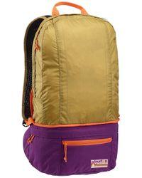 Packable Sleyton Backpack negro Burton de hombre de color Multicolor