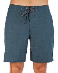 Baja 18 Boardshorts azul Quiksilver de hombre de color Blue