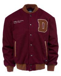 Nevisdale Jacket rojo Dickies de hombre de color Purple