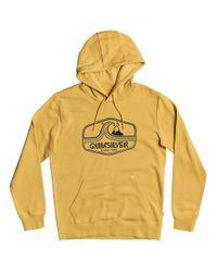 Highway Vagabond Hoodie marrón Quiksilver de hombre de color Multicolor