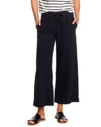 Great Past Pants negro Roxy de color Black