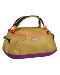 Packable Multipath Duffel 40L Travel Bag negro Burton de color Multicolor