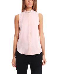Rag & Bone - Pink Kent Shirt - Lyst