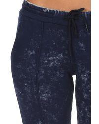 Cotton Citizen Blue Milan Jogger Pants