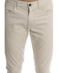 Vince - Natural Essential 5-pocket Soho Trouser for Men - Lyst