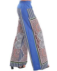 Clover Canyon - Multicolor Labyrinth Wide Leg Pant - Lyst