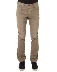 Rag & Bone | Gray Rb15x Lightly Washed Grey Chino for Men | Lyst