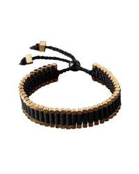 Vitaly | Black Arma Bracelet | Lyst