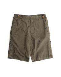 Maharishi Green Military Leaf Short for men
