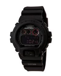 G-Shock G Shock Dw-6900 Ms Black for men