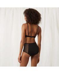Bluebella - Black Beatrix Hot Pant - Lyst
