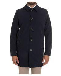 Rrd - Men's Blue Polyamide Outerwear Jacket for Men - Lyst