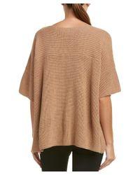 Max Mara - Natural Weekend Wool Sweater - Lyst