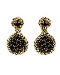 Nicole Romano - Metallic Errai Earrings - Lyst