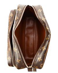 Louis Vuitton - Black Pre-owned: Nil - Lyst
