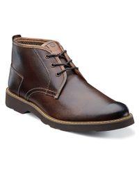 Florsheim | Brown Men's Casey Chukka Boot Boots for Men | Lyst