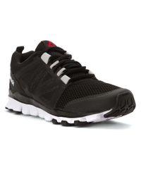 Reebok | Black Men's Hexaffect Run 3.0 Mtm Running Shoes for Men | Lyst