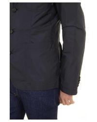 Giorgio Armani - Blue Three Button Jacket for Men - Lyst