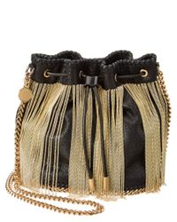 Stella McCartney | Black Falabella Tote | Lyst
