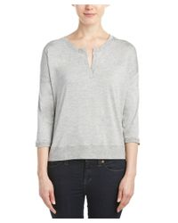 Feel The Piece - Gray Atwood Top - Lyst