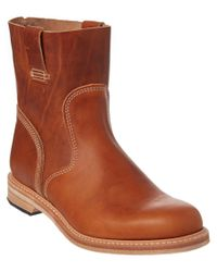 Timberland | Brown Boot Company By Men's Coulter Pull On Leather Boot for Men | Lyst