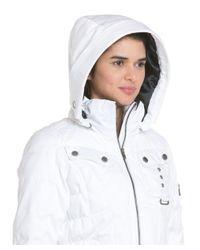 Obermeyer - Leighton White Jacket - Lyst