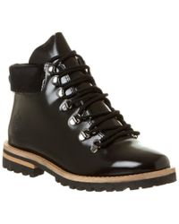 Blondo | Black Women's Waker Waterproof Leather Boot | Lyst