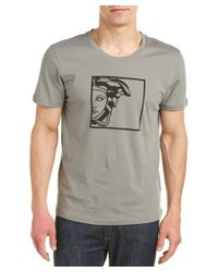 Versace | Gray Versace Collection T-shirt for Men | Lyst