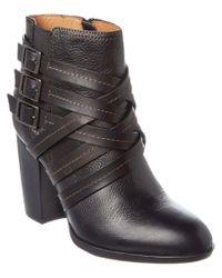 Söfft | Black Arminda Leather Ankle Boot | Lyst