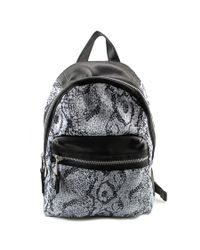 French Connection - Black Piper Backpack Style Women Synthetic Backpack - Lyst
