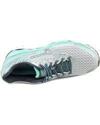 Mizuno - Wave Paradox 2 Women D Round Toe Synthetic Gray Running Shoe - Lyst