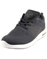 Globe | Black Mahalo Lyte Round Toe Canvas Skate Shoe for Men | Lyst