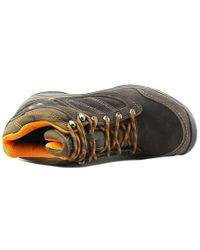 New Balance - Brown Mw1569 Men B Round Toe Leather Hiking Shoe for Men - Lyst
