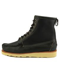 Sebago - Brown Thomas Round Toe Synthetic Chukka Boot for Men - Lyst