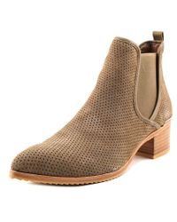 Donald J Pliner | Multicolor Donald J Pliner Diaz-ol Women Pointed Toe Suede Ankle Boot | Lyst