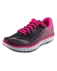 Brooks | Purple Pureflow 5 Women Round Toe Canvas Multi Color Running Shoe | Lyst