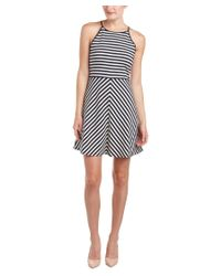Tahari - Multicolor Tahari Asl A-line Dress - Lyst