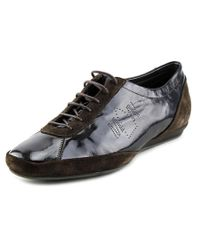 Murphy & Nye | Black Mnd056 Leather Fashion Sneakers for Men | Lyst