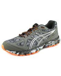 Asics | Gel-scram 2 Men 2e Round Toe Synthetic Gray Running Shoe for Men | Lyst