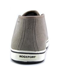 Rockport - Multicolor Path To Greatness Men Round Toe Suede Chukka Boot for Men - Lyst
