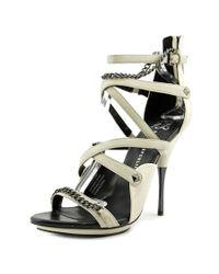 Rock & Republic | Multicolor Roxy Open Toe Leather Platform Sandal | Lyst