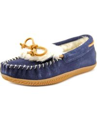 Sperry Top-Sider | Blue Sperry Top Sider Bree Joy Women Round Toe Synthetic Loafer | Lyst
