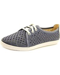 Easy Spirit | Blue Dafina Women Round Toe Synthetic Sneakers | Lyst