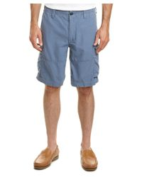 Pink Pony   Blue Polo Commander Classic Fit Short for Men   Lyst