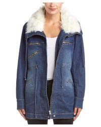 Somedays Lovin   Blue ' Denim Jacket   Lyst