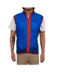 La Sportiva   Men Oxygen Windbreaker Vest Vest Blue for Men   Lyst