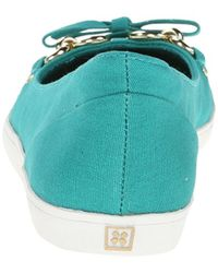 Naturalizer - Blue Women's Client Fashion Sneakers - Lyst