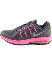 Nike   Black Air Max Dynasty Msl Round Toe Synthetic Cross Training   Lyst