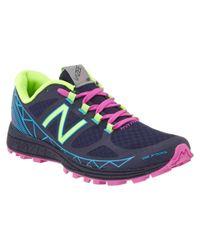 New Balance | Blue Women's Vazee Summit Trail Running Shoe | Lyst